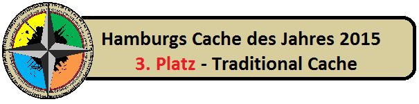 Hamburgs Cache des Jahres
