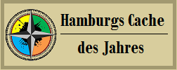Hamburgs Cache des Jahres - Helpdesk