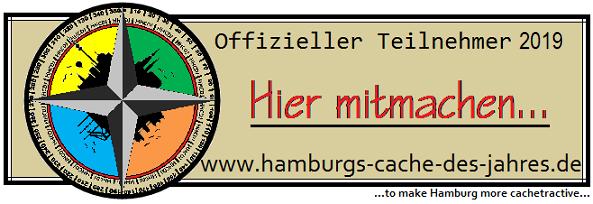 Wählt Hamburgs Cache des Jahres